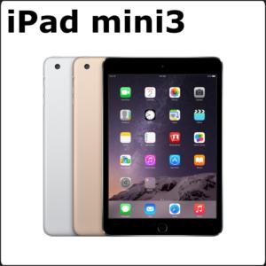 iPad mini3