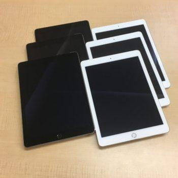 iPad 6台