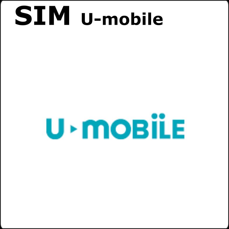 SIM U-mobile