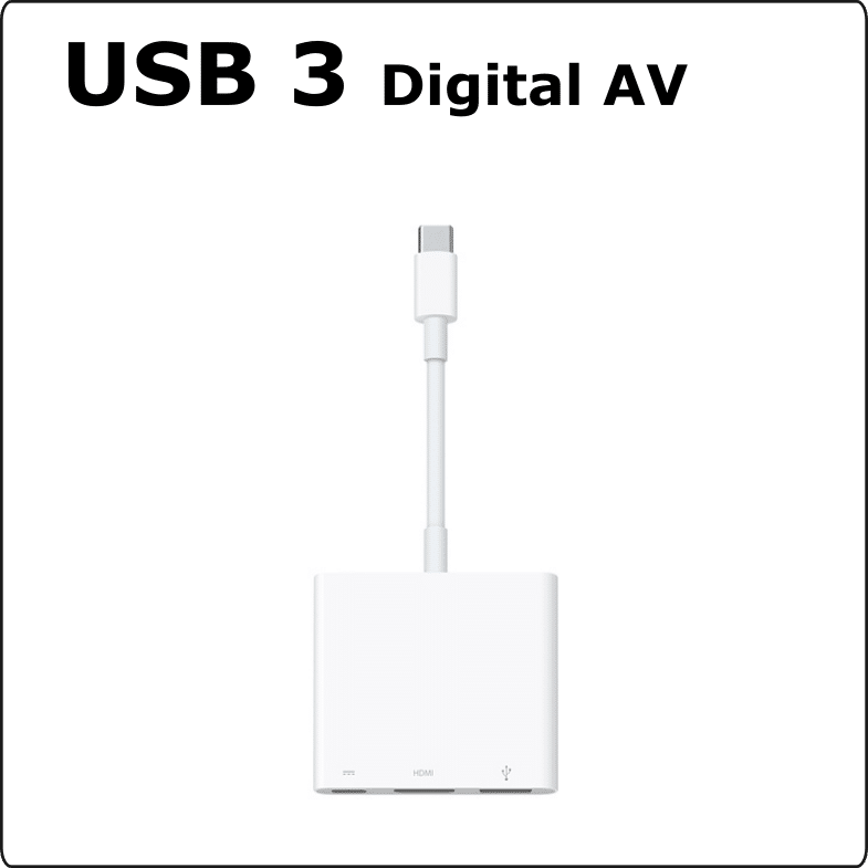USB3 Digital AV